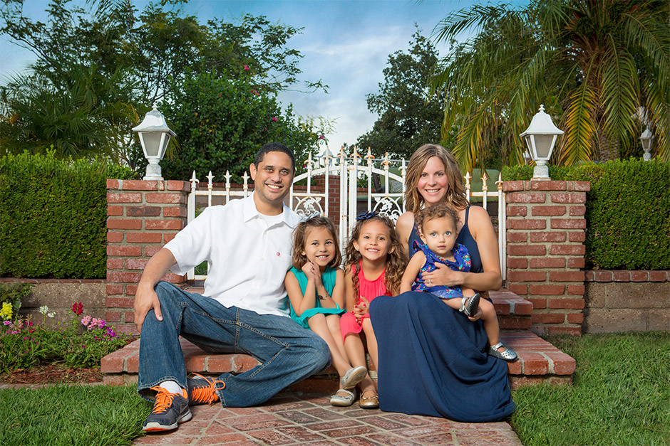 family photography in corona